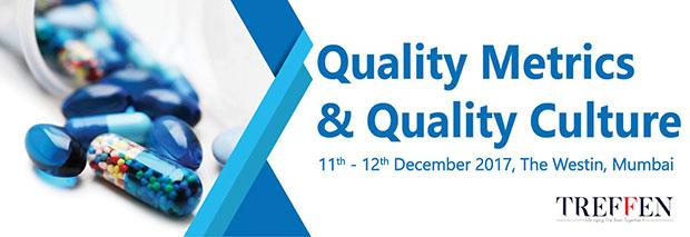 Quality Metrics & Quality Culture